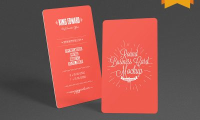 01338fd0392dc6e76737a36614dc5bb5 400x240 - Free Round Business Card Mockup