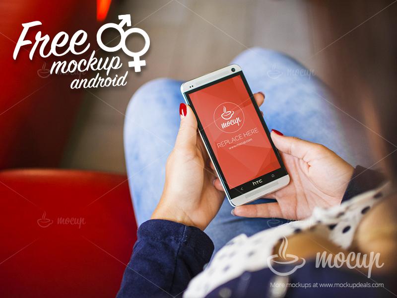 025f2254f927f24e5c6ca56397e5538e - FREE Android PSD Mockup Lady