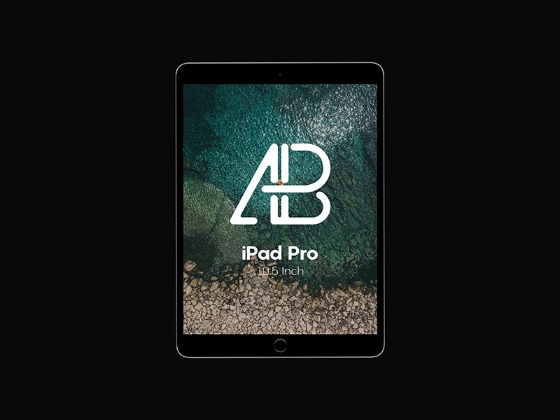 0429941e89f0784ba55cd80c3aff1134 - iPad Pro 10.5 Inch PSD Mockup