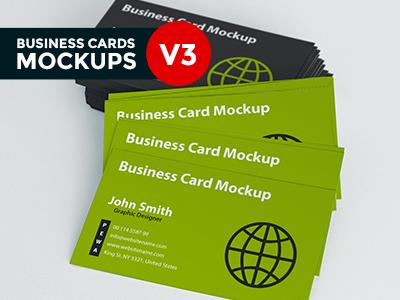 0577f2ebec4eebfa2f8bd580b7e7e87f - Business Card Mockup V3