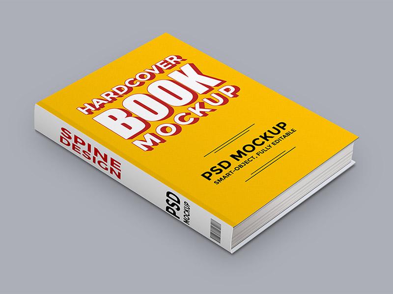 05a864fb0d8a7c009f0c05a9ff437bd0 - Harcover Book Mockup