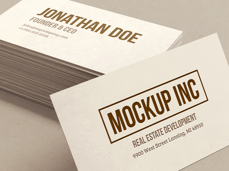 070b6ee337a32bdfde2842e8f40467f2 - FREEBIE: Business Card Mockup