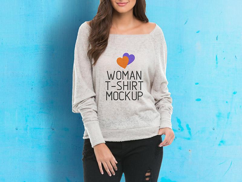 0816e86b17ae2a561fd9c55730f17d47 - Free Woman Tshirt Mockup Psd