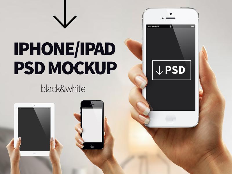 0b35da8f8911f72ccc47f47594da8297 - Hand with Iphone 7/android Ipad PSD Mockup