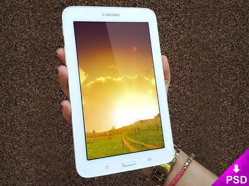 0eea19203a260d889739910eaa9ed132 - Samsung Galaxy Tab 3 Mockup
