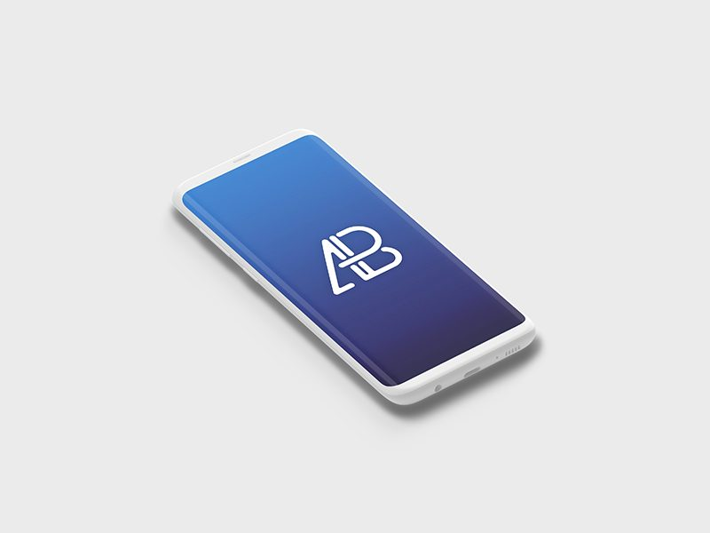 10b640c46f609db3b378f8b7c828eb87 - Clay Samsung Galaxy S8 Plus PSD Mockup