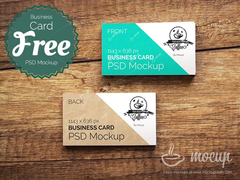 116c99d8f06544ce90ff5dd62157e16a - Free CI Business Card Mockup