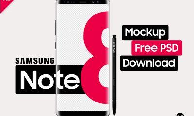 11eb160b93dd78b5cde87cc19ace855b 400x240 - Free Samsung Galaxy Note 8 Mockup PSD