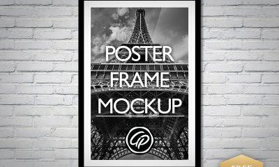 11fb69bdeaec2376972d57075e4c6c32 400x240 - Poster Frame Mockup PSD