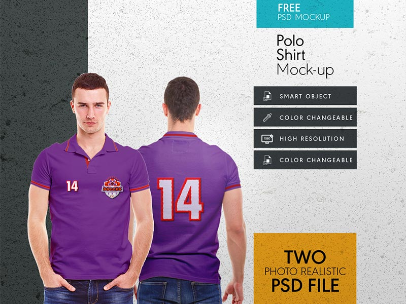 14656cc0cf3658168e4c6c9e84c2dbd2 - Download Free Men Collar T Shirt Mock Up Template
