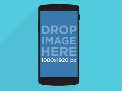 157db244ee303ba930269215be0e7d0a - Free Illustrated Nexus 5 Mockup