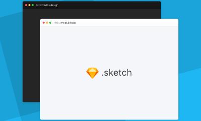 15ff9a59d713cba993c79a2d2243212b 400x240 - Minimal Browser Mockup [.sketch freebie]