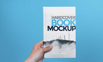 1cc028fade1dce8939fec6d2df334669 400x240 - Free Hardcover Book Mockup PSD