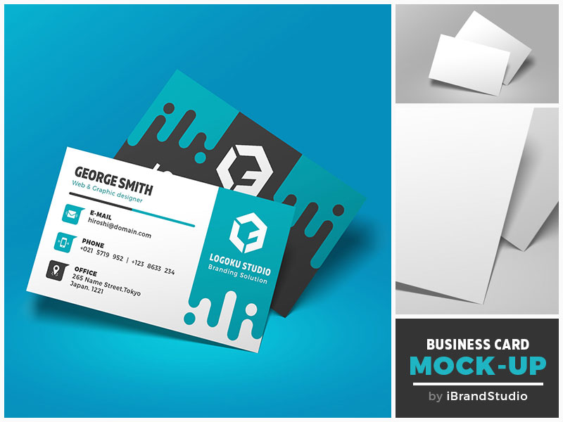 1f8f05306eedb076865500f1e16c5e12 - Free Floating Business Card Mockup (Scene 2)