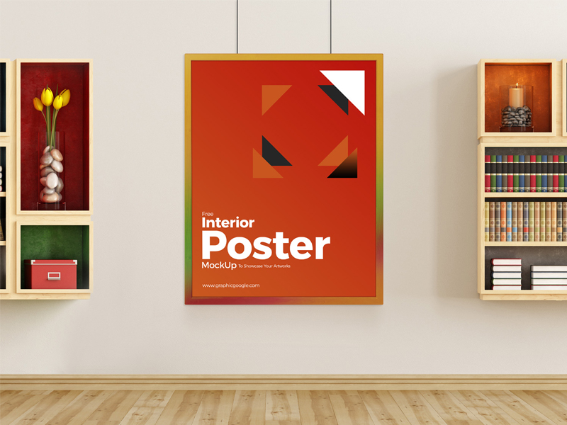207d59737f6ef980a33769ea98a88e29 - Free Interior Poster Mockup To Showcase Your Artworks