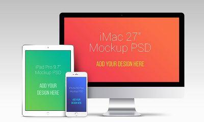 20d4432841c0058c86aaa22e427fc1d0 400x240 - Apple Devices PSD Mockup Templates