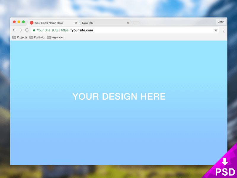 217957a11ebfc9a600cb08e5e607af7d - Mac Browser Mockup