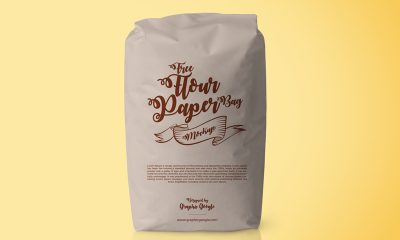 23e620b806e401b3480de61fe0a5f368 400x240 - Free Flour Paper Bag Psd Mockup