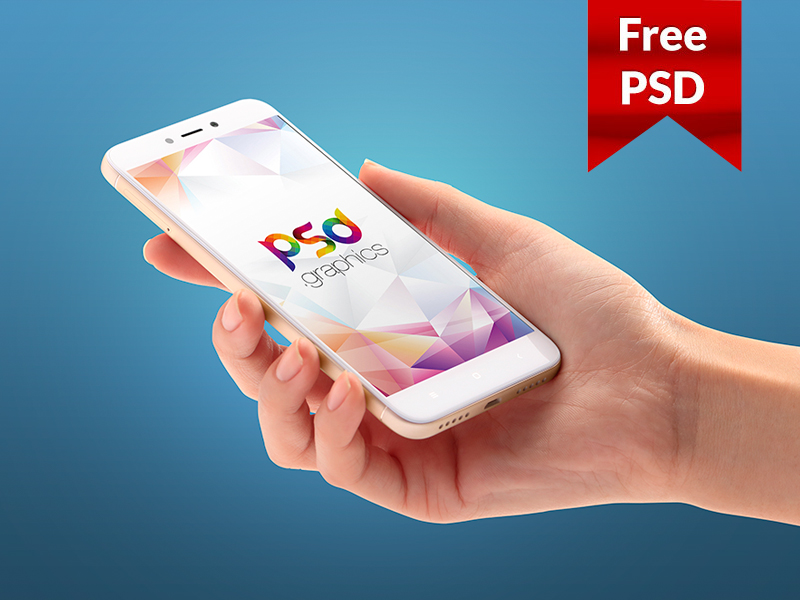 2865273a965e4007747d496fd3154f2a - Android Smartphone In Hand Mockup Free PSD