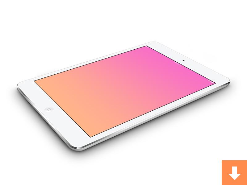 293b6b243cbbd43cfbd6d8bfcb6b1796 - iPad mini PSDs
