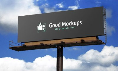 29428b7d1ad74f186d64a135d0221d73 400x240 - Free Realistic Outdoor Advertising Billboard Mockup PSD