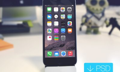 29d349571b8a2bc7eaaace98c9b4fa70 400x240 - iPhone 6 Mockup Free PSD