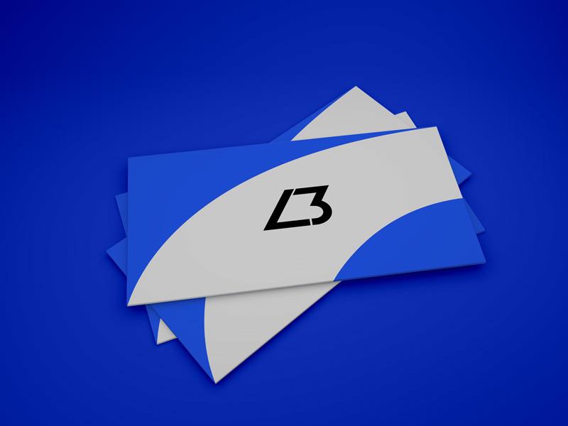 2b9c8d2363ceddb48896b82948b2ab68 - Free Single Stacked Business Card Mockup Vol2