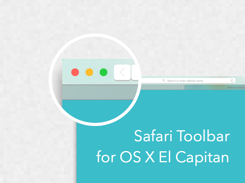 2c7bd739b5e6a5ad6186d36c3243d994 - Safari Toolbar For OS X El Capitan Sketch Template