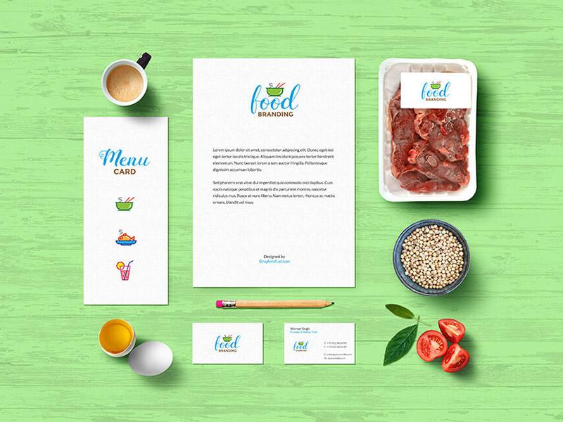 2d2c4517e511aaaf2ac0ec8f3d4710bd - Food Branding Mockup