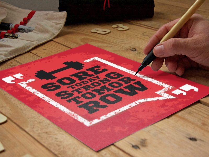 2da19c89fb23c327120b44617c8238b0 - Free Sketch Poster Mockup