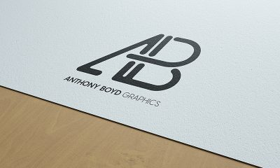 31961cd479cb07e705ea28ea2fb9fb29 400x240 - Natural Paper Logo Branding Mockup