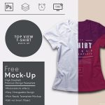 331a43a9b9560cc2f53abb9faff26398 150x150 - Free T-shirt Mock-up Template