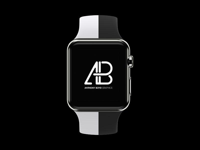 345120aca88dbfea206a7a15d8451343 - Realistic Apple Watch Series 2 Mockup Vol.3