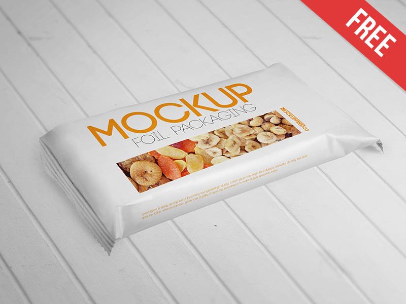 36da8ee7b0711429462d15781c43fdf6 - Foil Packaging – Free PSD Mockup