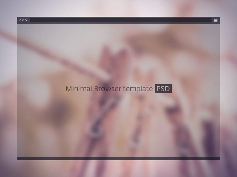 3bcaf611c6b9fe78113b2d0a9750a8ae - PSD Dark Minimal Browser Template