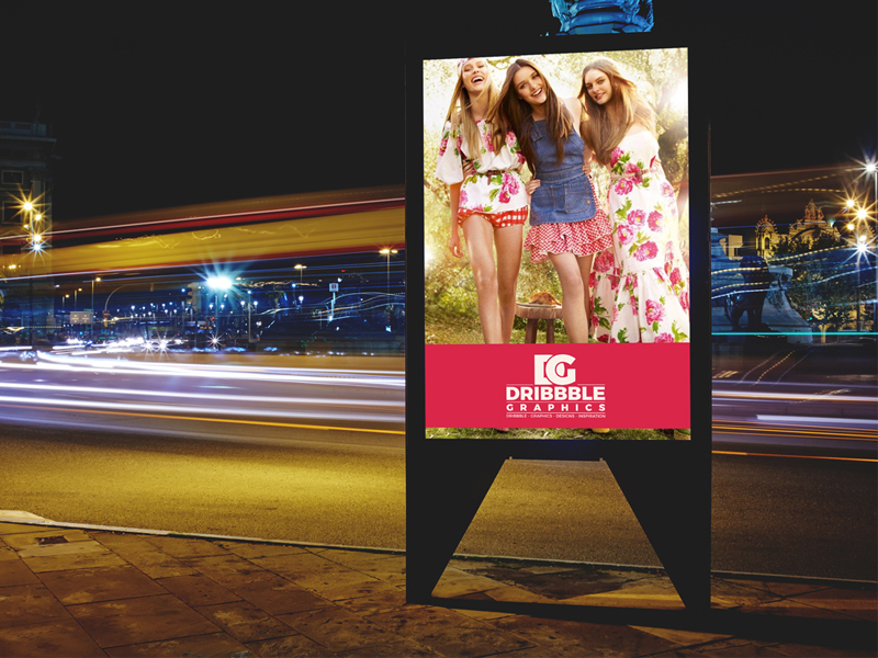 3e742fe68892a87811f68165489c58bc - Free Roadside Billboard MockUp For Branding & Advertisement