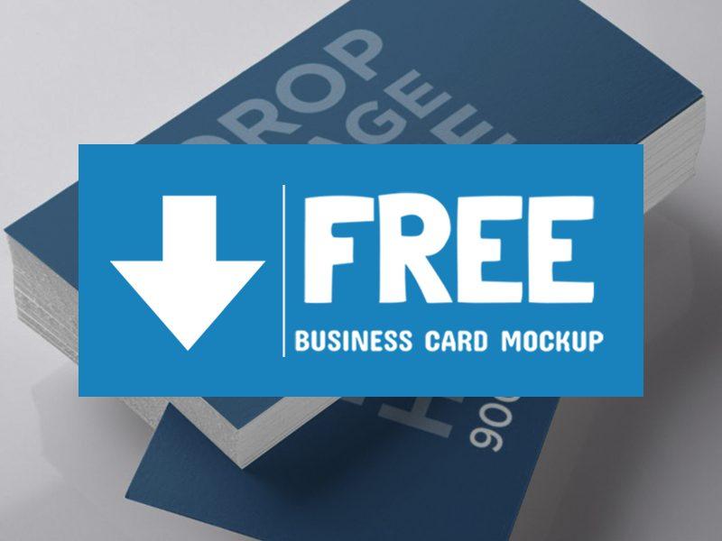 3f1299e9c3e6bdf2285d1c380a008c8e - Free Business Card Mockup!