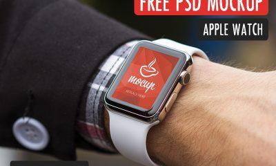 3f58d157b14e8ab92702ed9f1cc461ce 400x240 - FREE PSD Apple Watch Mockup