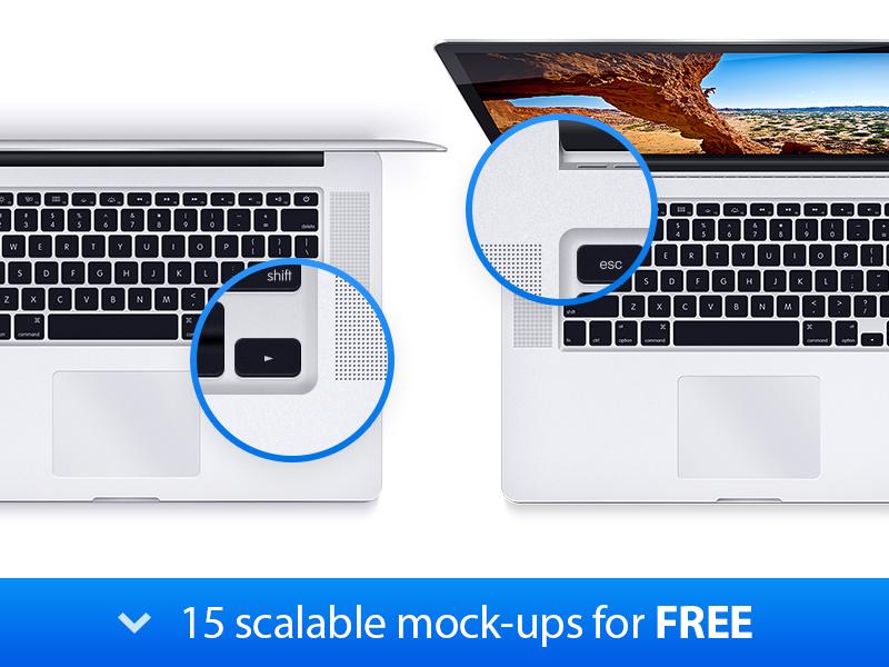 3f99f24b93078ff3986c5249a3737203 - MacBook Pro - 15 Scalable Mock-ups