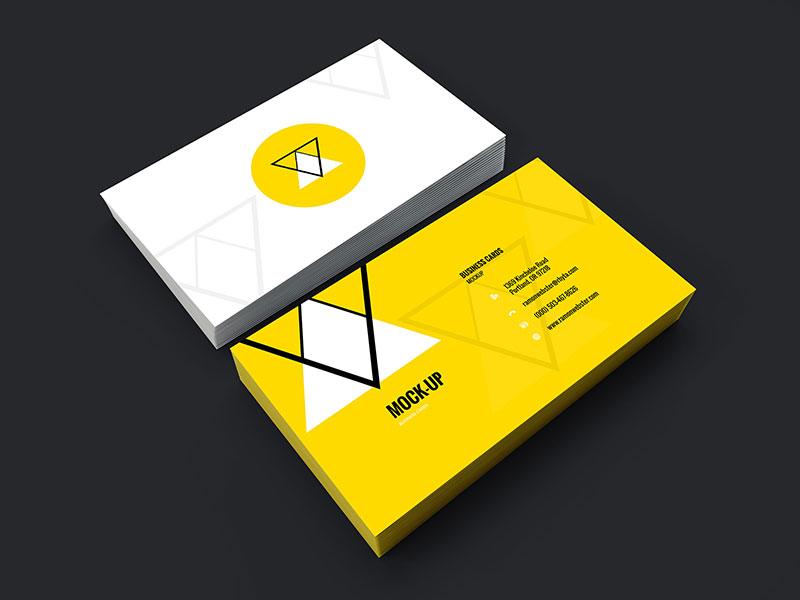 403b1a04a05982cfba54c9d7f80fd41a - Freebie - Business Card PSD Mockup