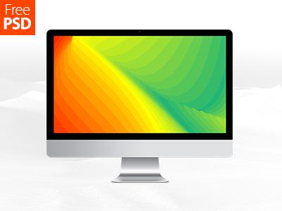 406fdc49009079dafac980c2eb967126 - iMac Free Psd Mockup