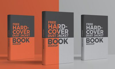 427198ca2632a9a6219a28128c5e3cdd 400x240 - Free Hardcover Dust Jacket Book Mockup