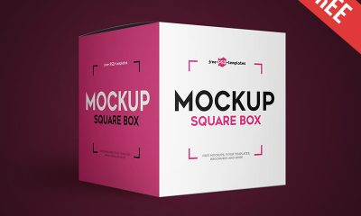 44274262ac292bea19e6e81e350e2a3f 400x240 - Free Square Box Mock-up in PSD