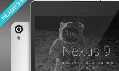 45ed78a23a0f829019a71f06b140a1ee 400x240 - Nexus 9 Lunar White Mockup