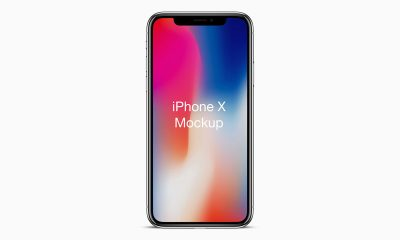 4849ac3c34b69a90b04dae1f7fc7b87c 400x240 - iPhone X PSD Mockup