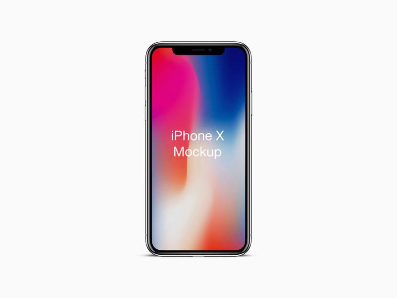 4849ac3c34b69a90b04dae1f7fc7b87c - iPhone X PSD Mockup