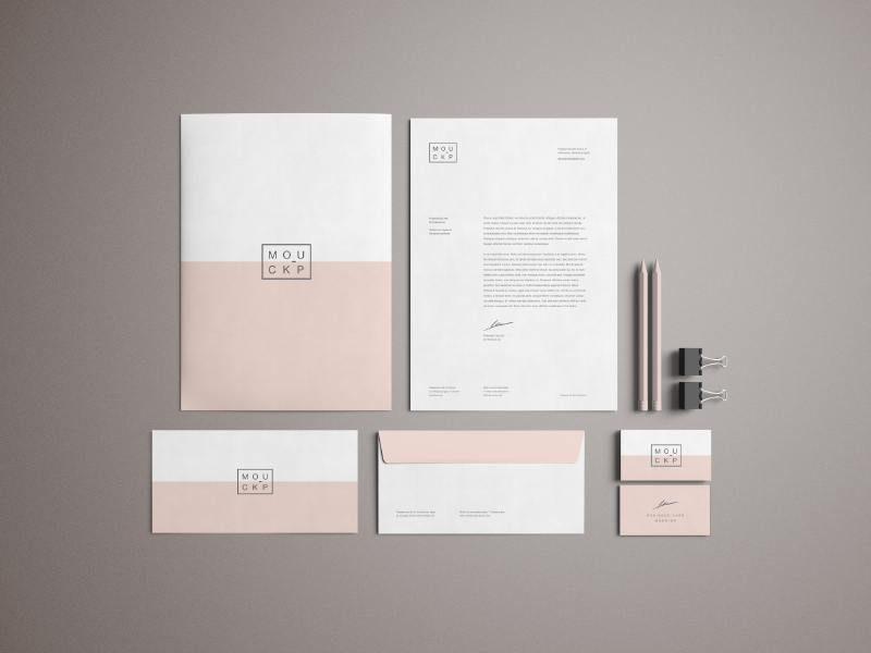 4a136ce89a9e2bab413aff1c72d13769 - Advanced Stationery Mockup - PSD