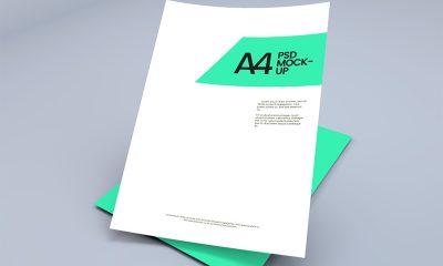 4cf5e46edb4d1bf9f1c0639023481d8b 400x240 - A4 Paper Sheet Mockup