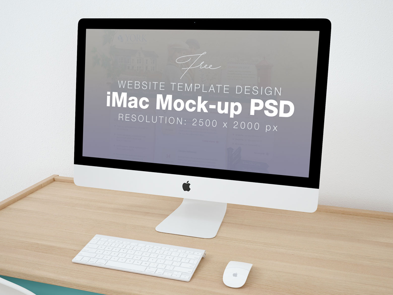 4ef82f4c9f6d55c75449c1b4aa3839a6 - Free Website Design iMac Mock-up PSD File