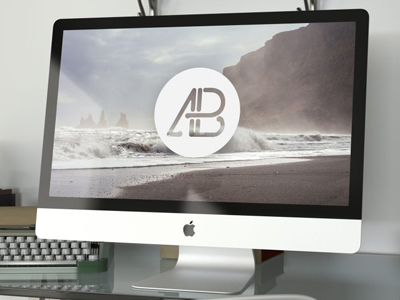 51f15b627ad5686fd30feab33abc392e - Free Realistic 5k iMac Psd Mockup